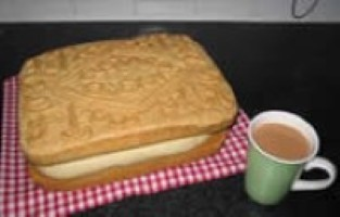 Custard Cream Dream
