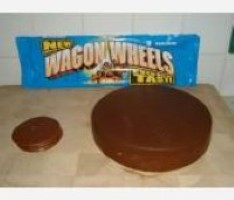 Jammie Wagon Wheel SXi